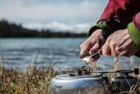 Trangia 25-2 UL 3-4 Person Stove & Cookset with Gas Burner